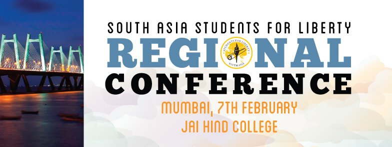 South Asia Students For Liberty's Regional Conference, Mumbai