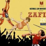NLU Delhi's 1st Sports Festival Zafir [March 4-6]: World Class Venues, Pro-Nights + Fantastic Feminism