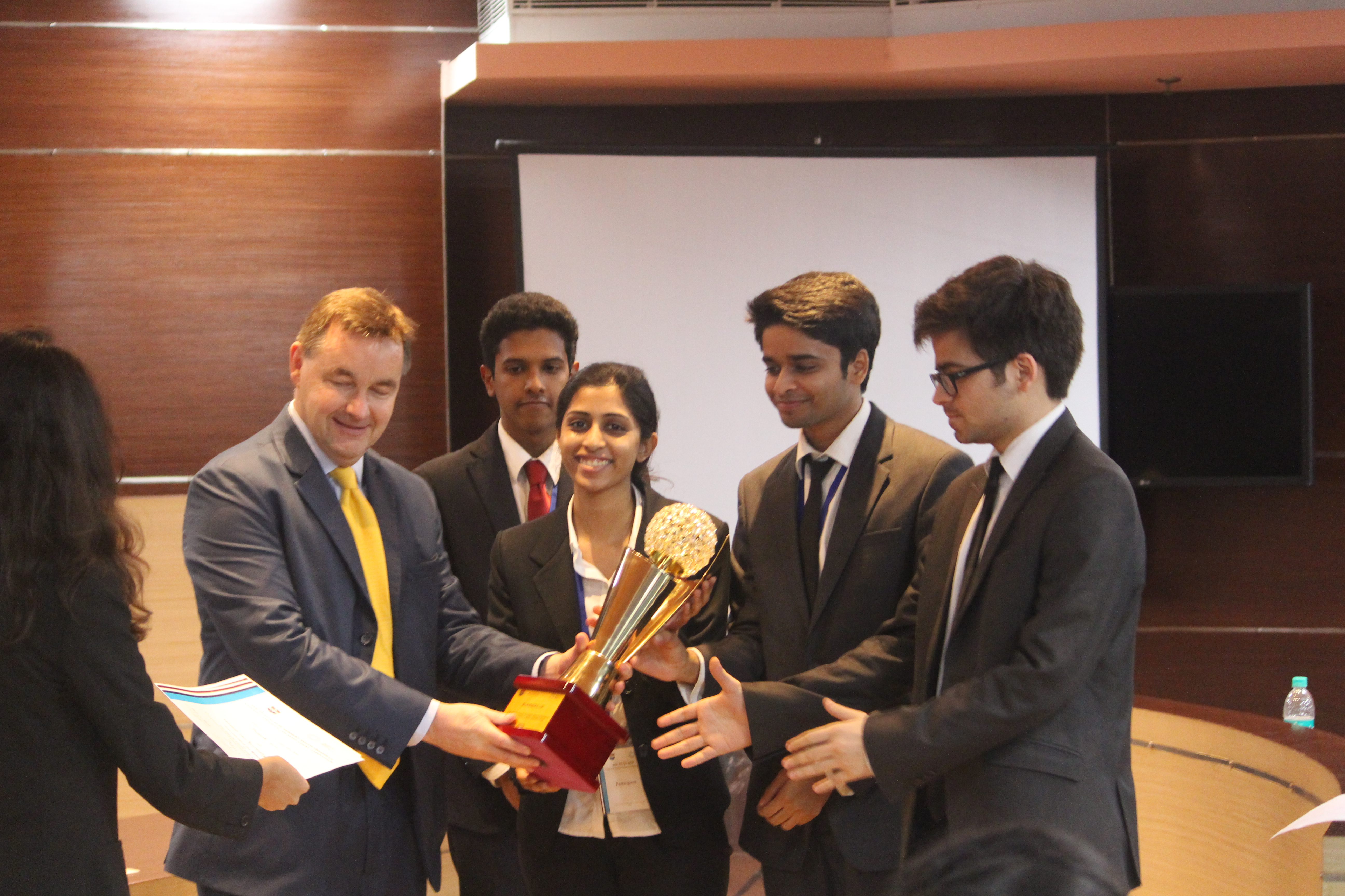 8th NUJS-HSF National Corporate Law Moot 2016: Results