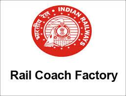 Internship Experience @ Indian Railway, Rail Coach Factory Kapurthala, Punjab