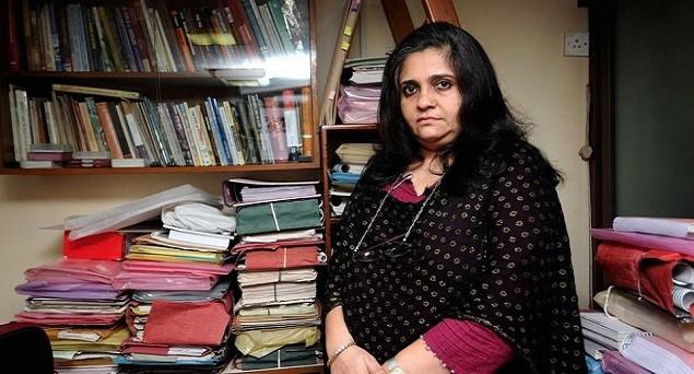 Internship Experience @ Teesta Setalvad's Office, Mumbai