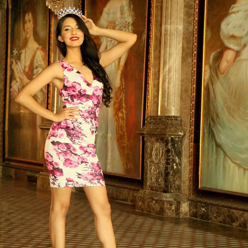 vaishnavi patwardhan des law college pune femina miss india model