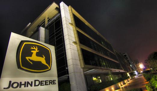 Internship Experience @ John Deere, Pune