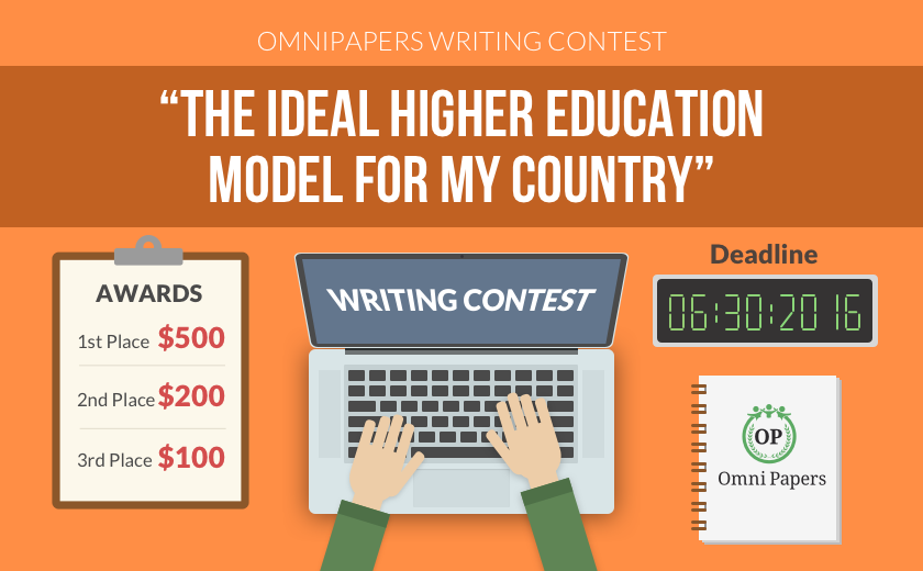 OmniPapers Essay Writing Contest on The Ideal Higher Education Model for My Country