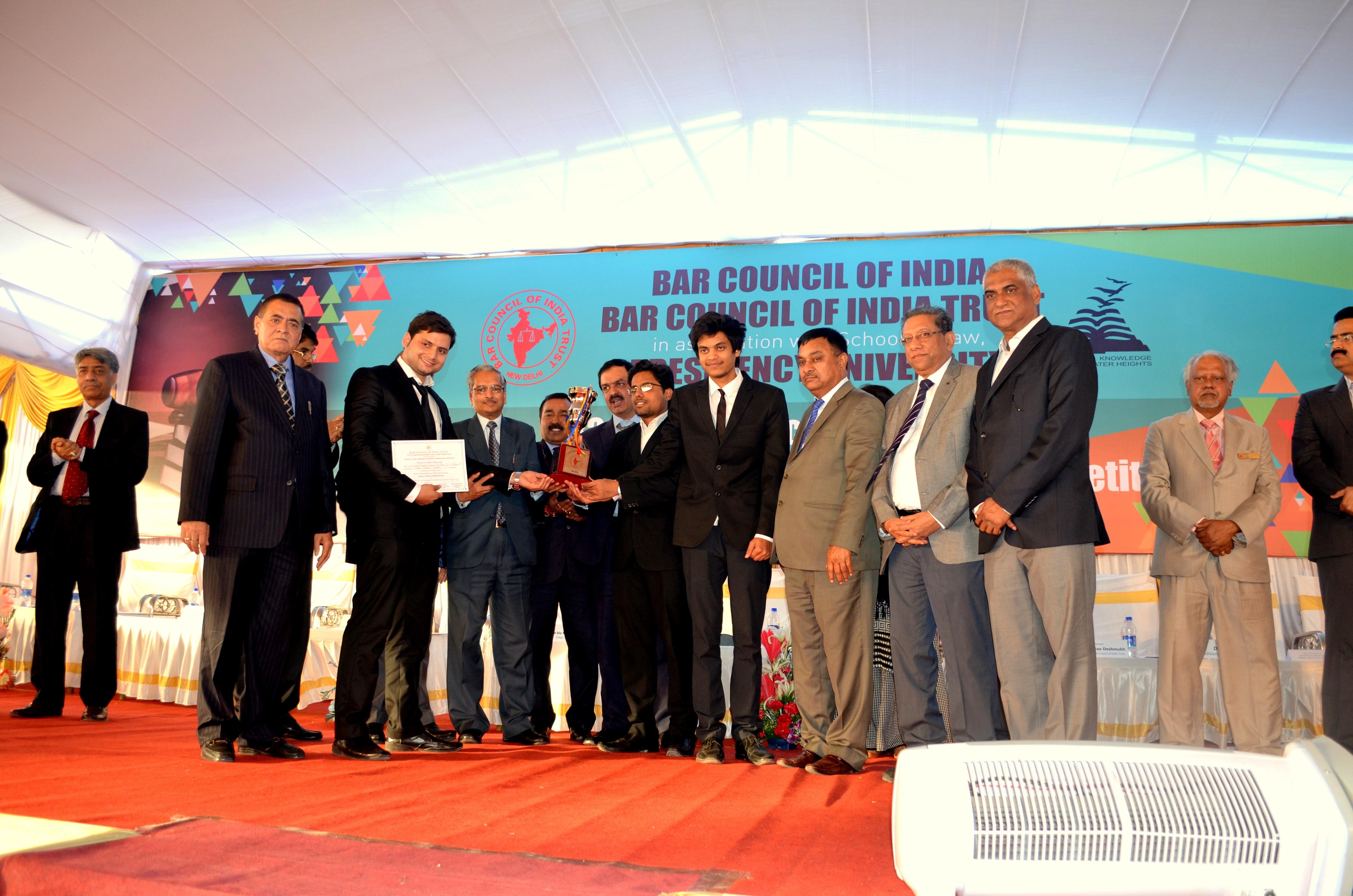 Interview: 32nd BCI Moot Winners: Nirma University, Ahmedabad