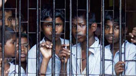 Juvenile Justice Homes in India