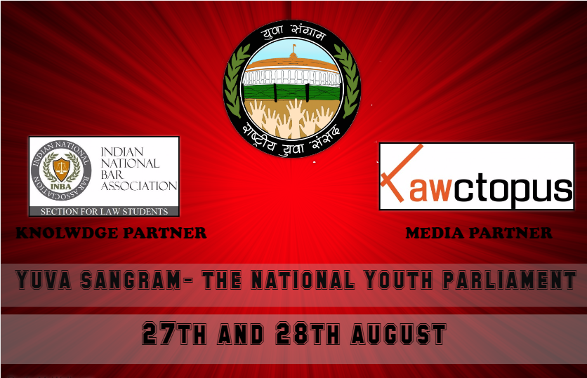 Call for Applications: National Youth Parliament, Yuva Sangram