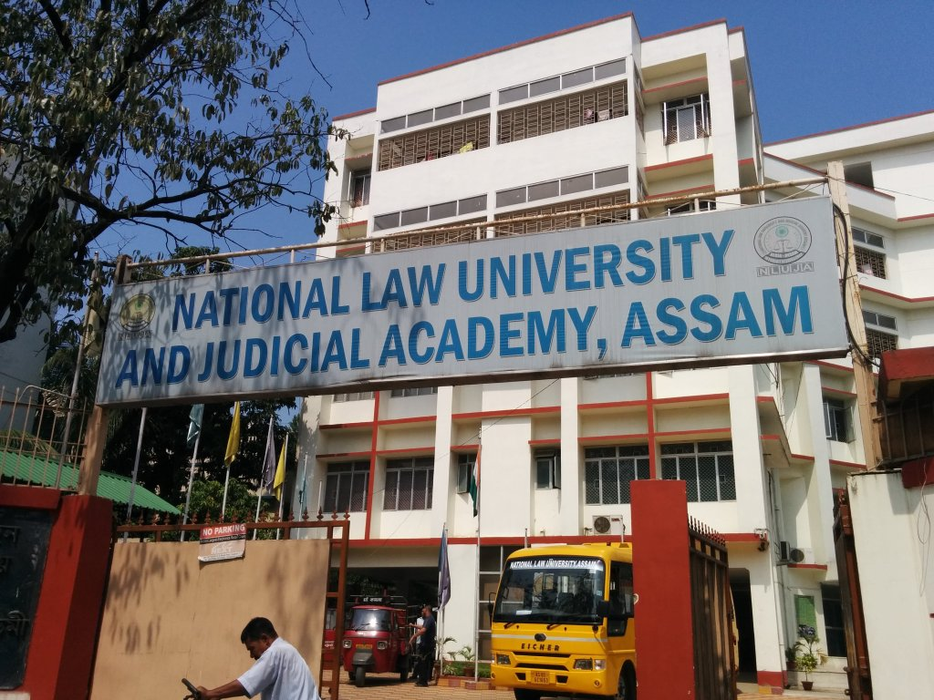 5 <b>Reasons to Join NLU Assam</b> + Editor's Note