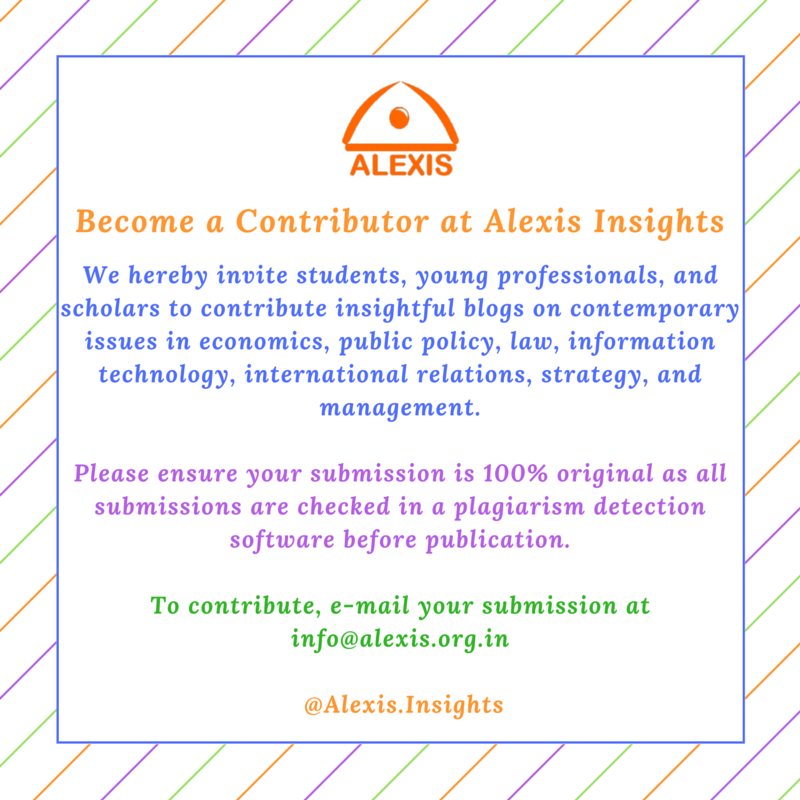 Call for Articles: Become a Contributor at Alexis Insights