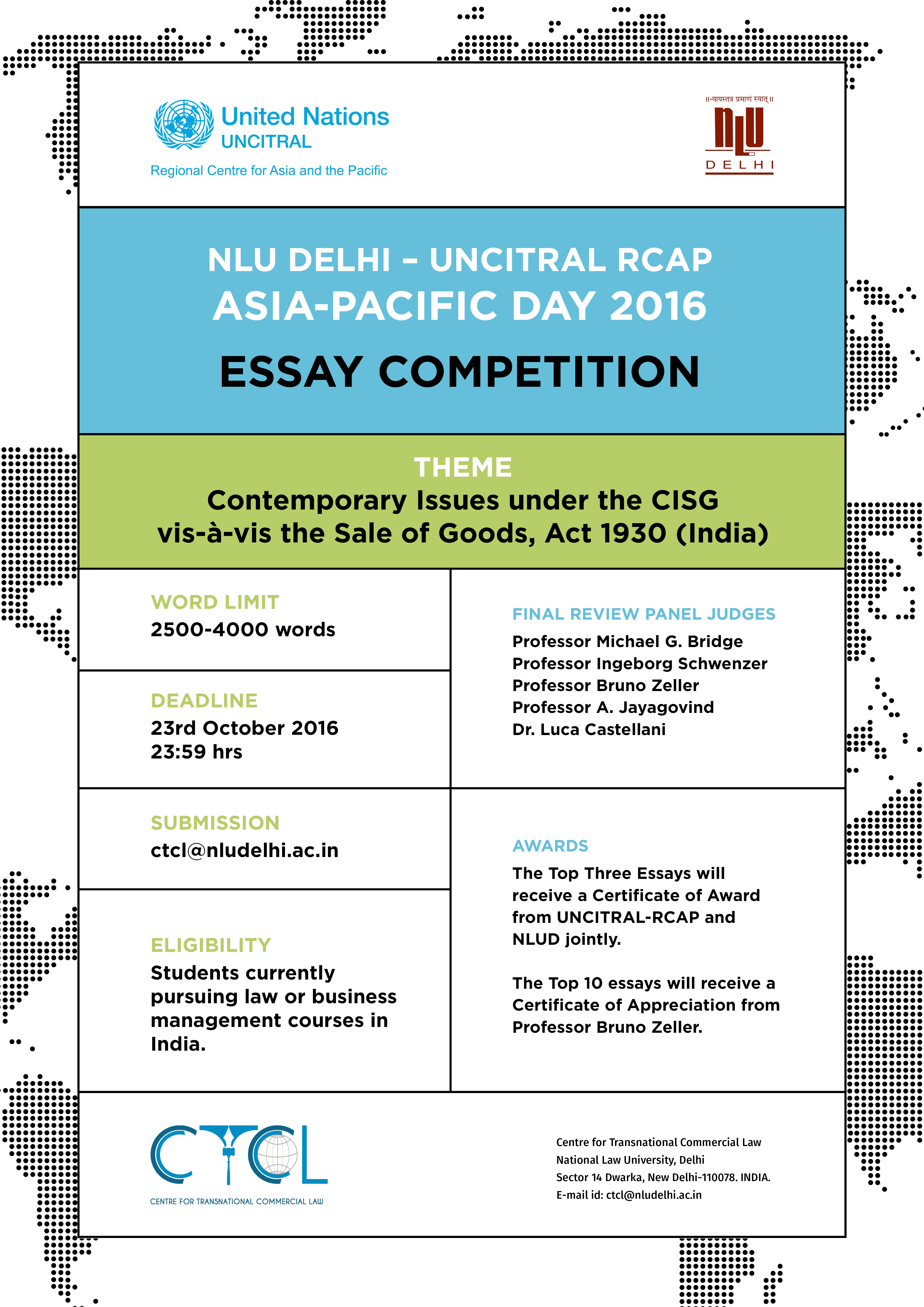 International Humanitarian Law Essay Competition