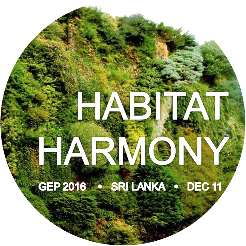 Global Energy Parliament 2016: Habitat Harmony