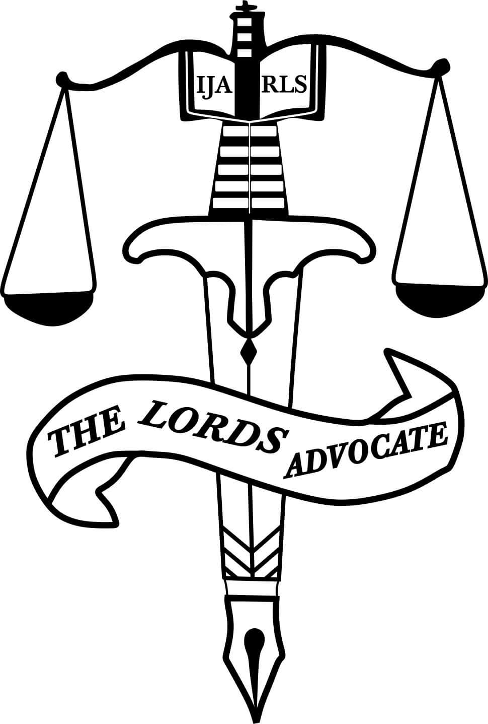 Call for Papers: The Lords Advocate, Volume 1 Issue 4