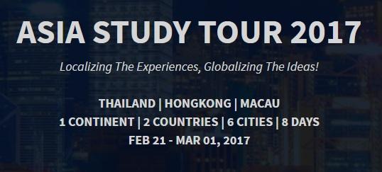 asia study tour