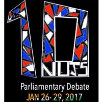 10th NUJS Parliamentary Debate