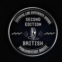 2nd NLUO British Parliamentary Debate