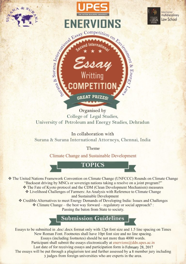 all india essay contest 2013 All india poster, photography and video contest 2013-14 is open to all students of ages 12-18 years and teachers from formal, non-formal, private and government schools from all states and union territories of india.
