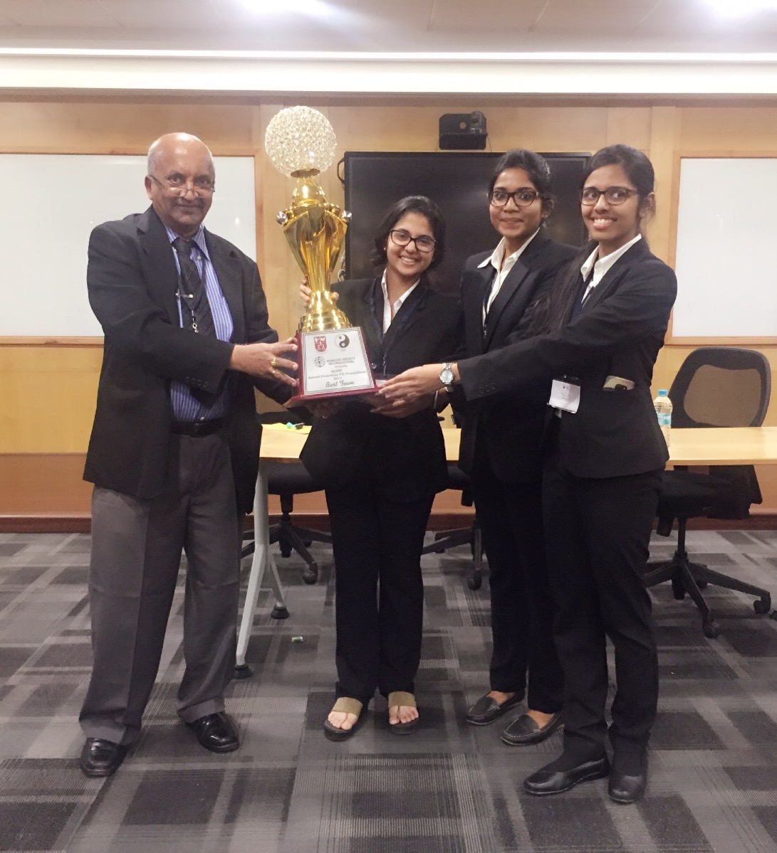 HSI Presents NLSIU Animal Protection PIL Competition 2017: Winners Interview