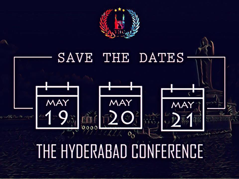 The Hyderabad Conference [MUN, 19-21 May]: Registrations Open