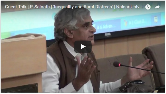 NALSAR's Mini 'Khan Academy': 22 Video Lectures | Yogendra Yadav, Arun Shourie, Arvind Datar, Upendra Baxi and Others