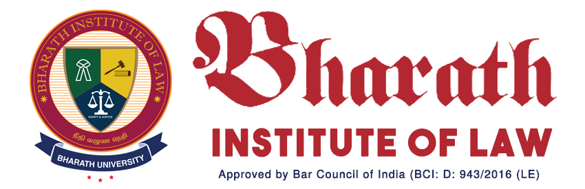 Call for Papers: Bharath Institute of Law's Seminar on White Collar Crimes [March 18, Chennai]: Submit by March 10