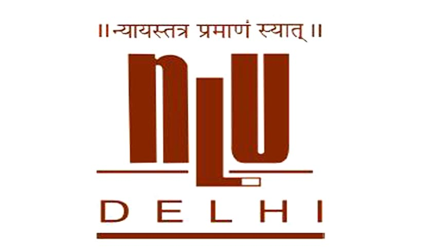 Research associate job NLU Delhi