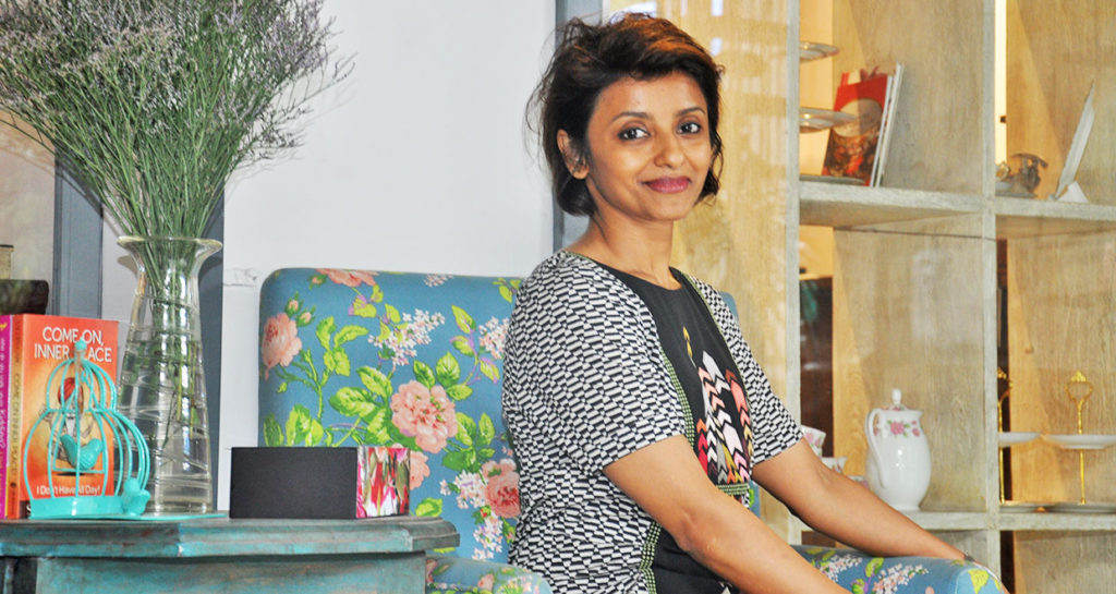 CAREER INTERVIEW: Sandhya Krishnan Gorthi (of NLSIU Bangalore): Owner of Lifestyle Store Sanctum and Theatre Actor, Dancer, Writer, RJ