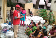 Internship Action Aid Chennai NGO