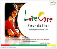 Internship Love Care Foundation Ghaziabad