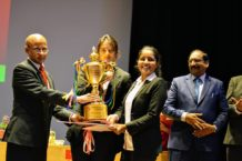 Runner Up 2nd Symbiosis Law School Moot