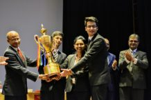 Winner of 2nd Symbiosis Law School Moot