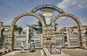 Jammu Kashmir Study Centre Internship New Delhi