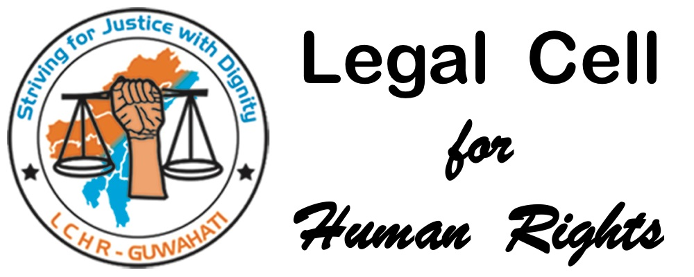 Legal Cell For Human Rights Internship Guwahati