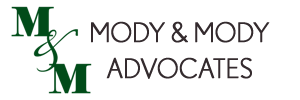Internship Mody and Mody Advocates, Gwalior