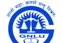 GNLU Training Programme for Security and Strategic Studies