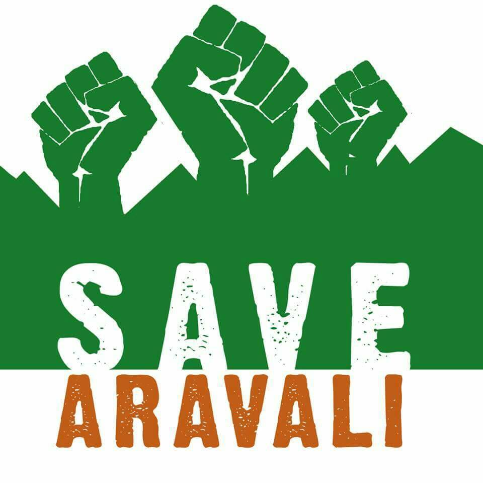 Internship Save Aravali, Delhi