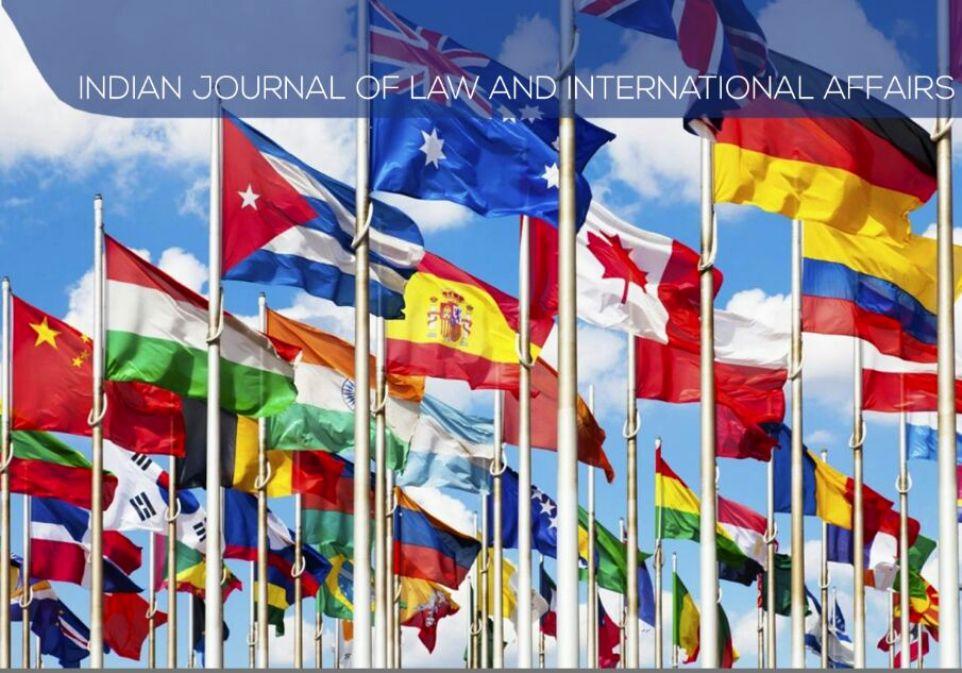 IJLIA Symposium Contemporary International Affairs Delhi Delegates