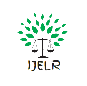 Call for Papers: International Journal of Enviro Legal Research [Vol 2 Issue 2]: Pay Rs. 1400 for Publication; Submit by August 31