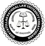 HNLU Raipur Recruitment 2018