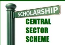 scholarship SC students