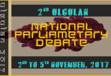 Ulgulan National Parliamentary Debate