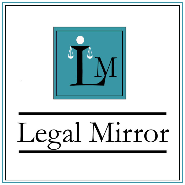 Legal Mirror Vol 5 Issue 3