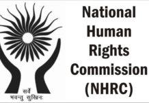 NHRC internship 2018