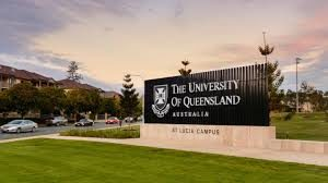 university of queensland course
