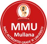 1st Maharishi Markandeshwar University National Paper Presentation Competition