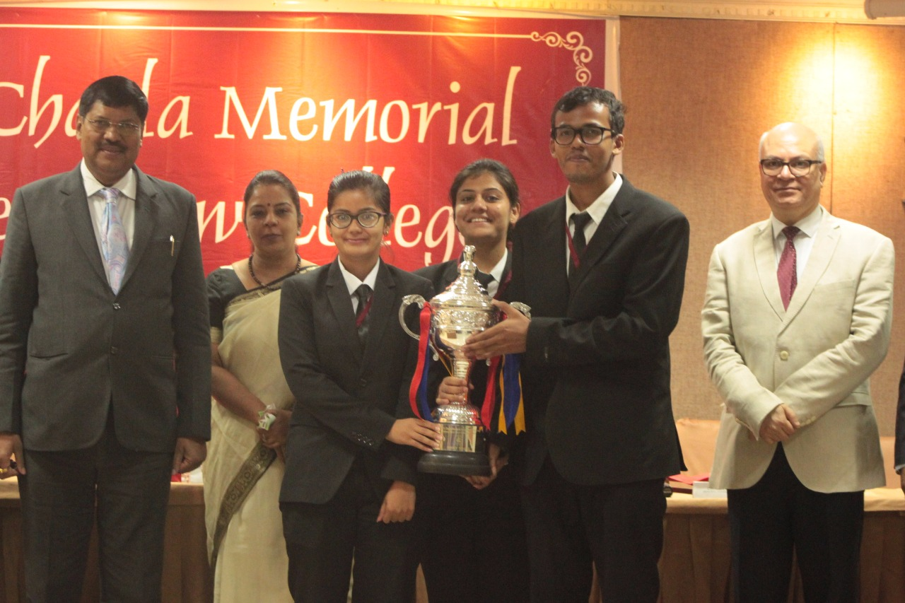 GLC's 24th MC Chagla Moot Court Competition 2017