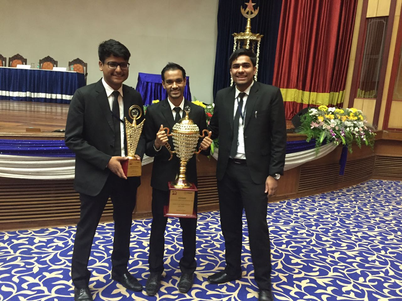 8th Christ Moot Winners