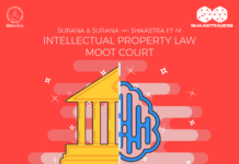 Surana and Surana IIT Madras IP Moot: Shaastra 2018
