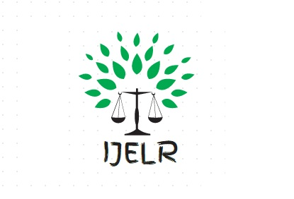 Call for Papers: International Journal of Enviro Legal Research [Vol. 3]: Pay Rs. 1400 for Publication; Submit by Dec 31