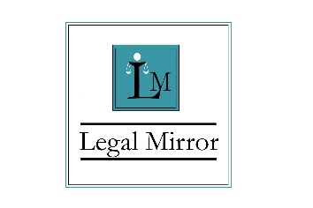 Legal Mirror Volume 4 Issue 1