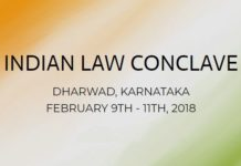Dharwad Indian Law Conclave